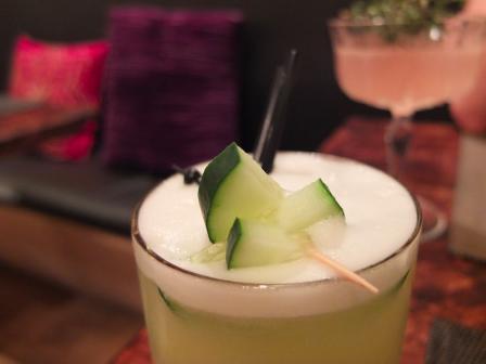 Cocktail con Pisco - Patrick Weber