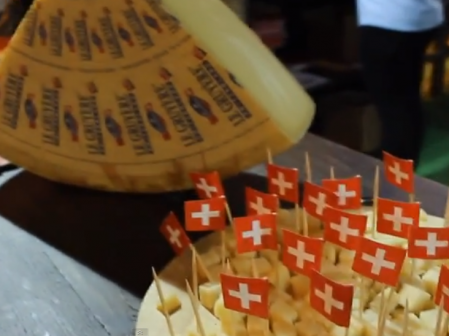 Gruyere, el queso sin agujeros