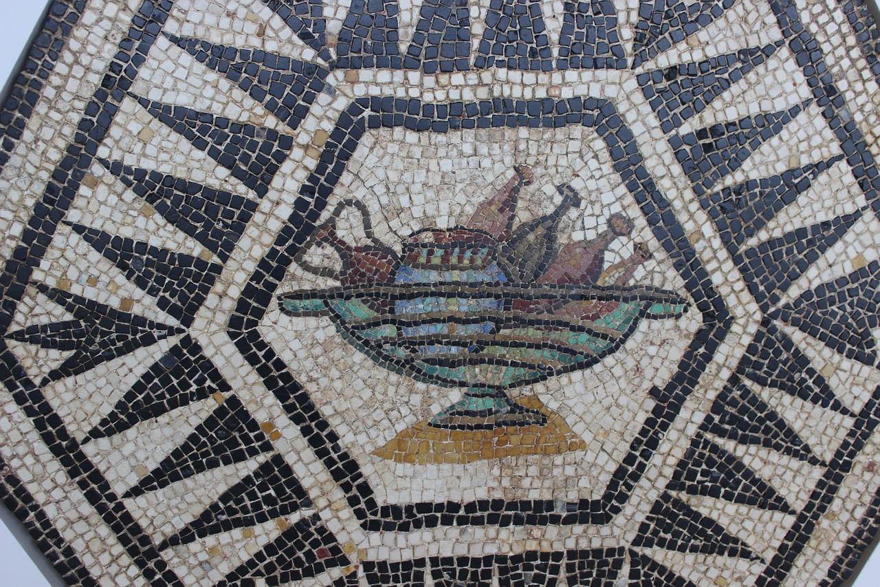 Mosaico Romano / Los Foodistas