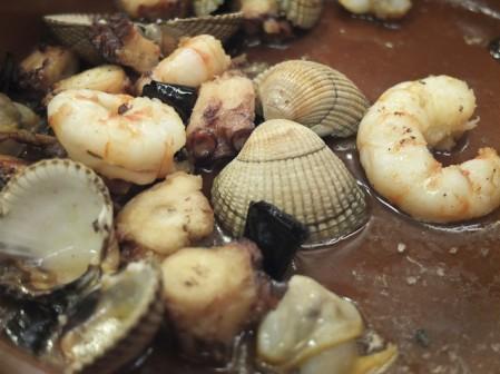 Cazuela de mariscos / Foto: Godo Chillida para Los Foodistas