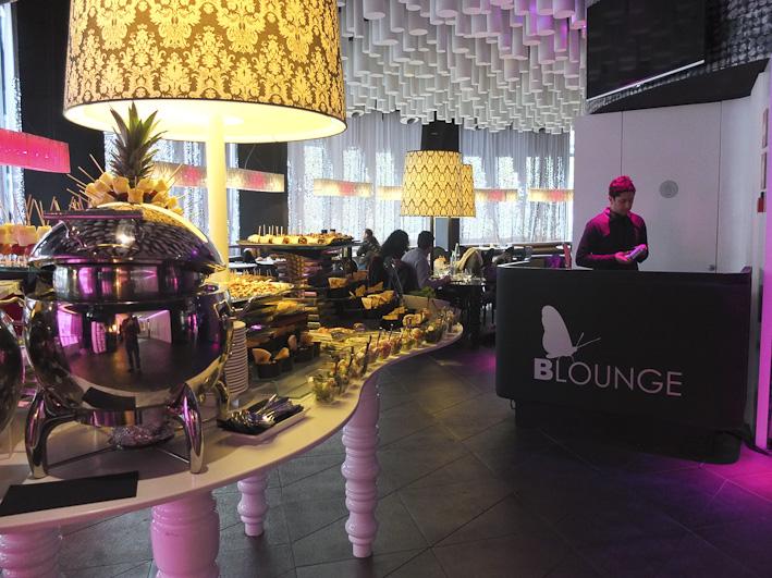 Brunch en BLounge Hotel Barceló Raval / Foto: Godo Chillida para Los Foodistas