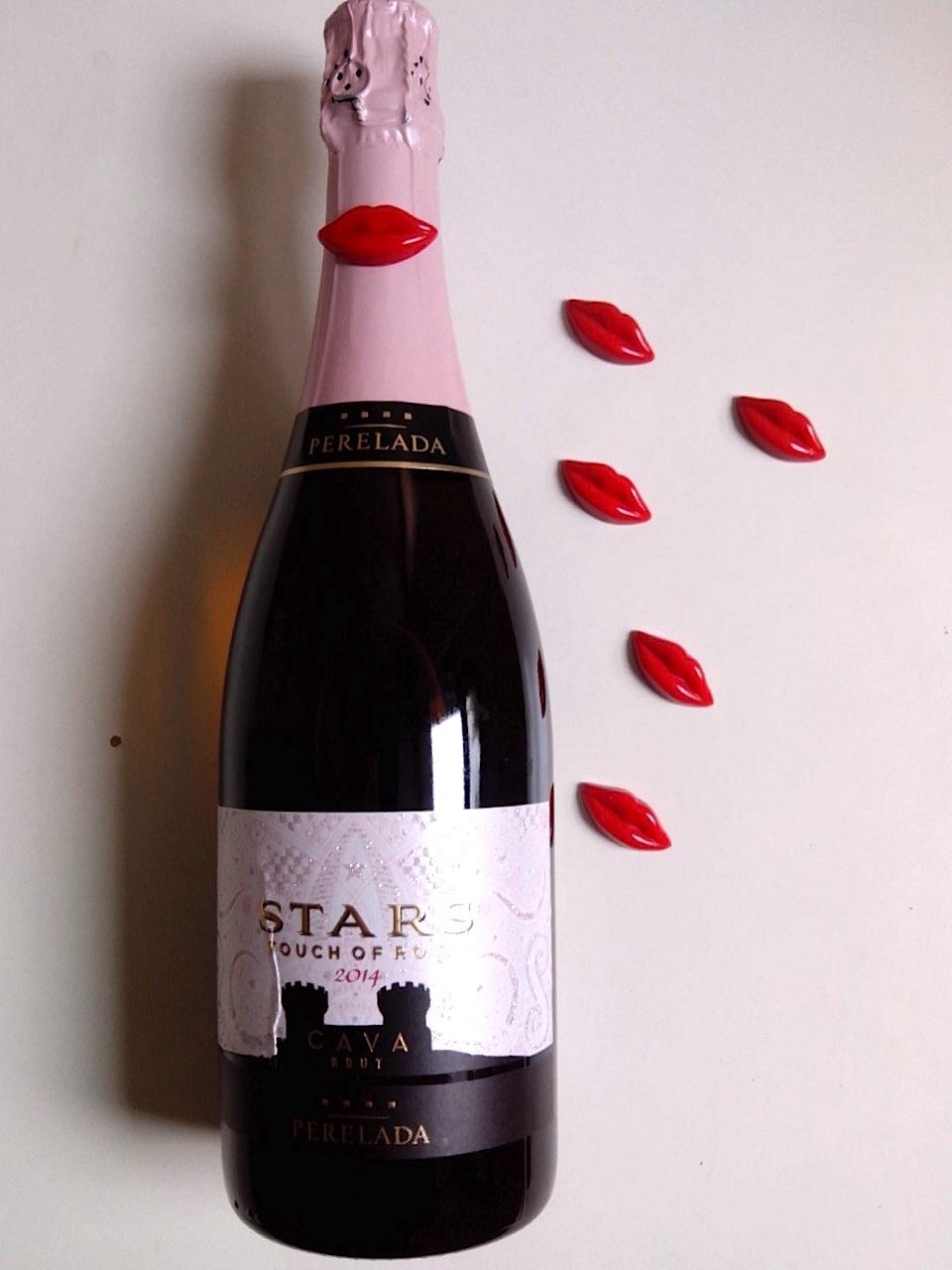 Cava Star, Touch of Rosé (bodega Perelada) /Foto: Los Foodistas