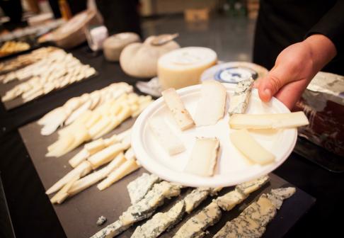 Concurso de quesos artesanales /Lactium