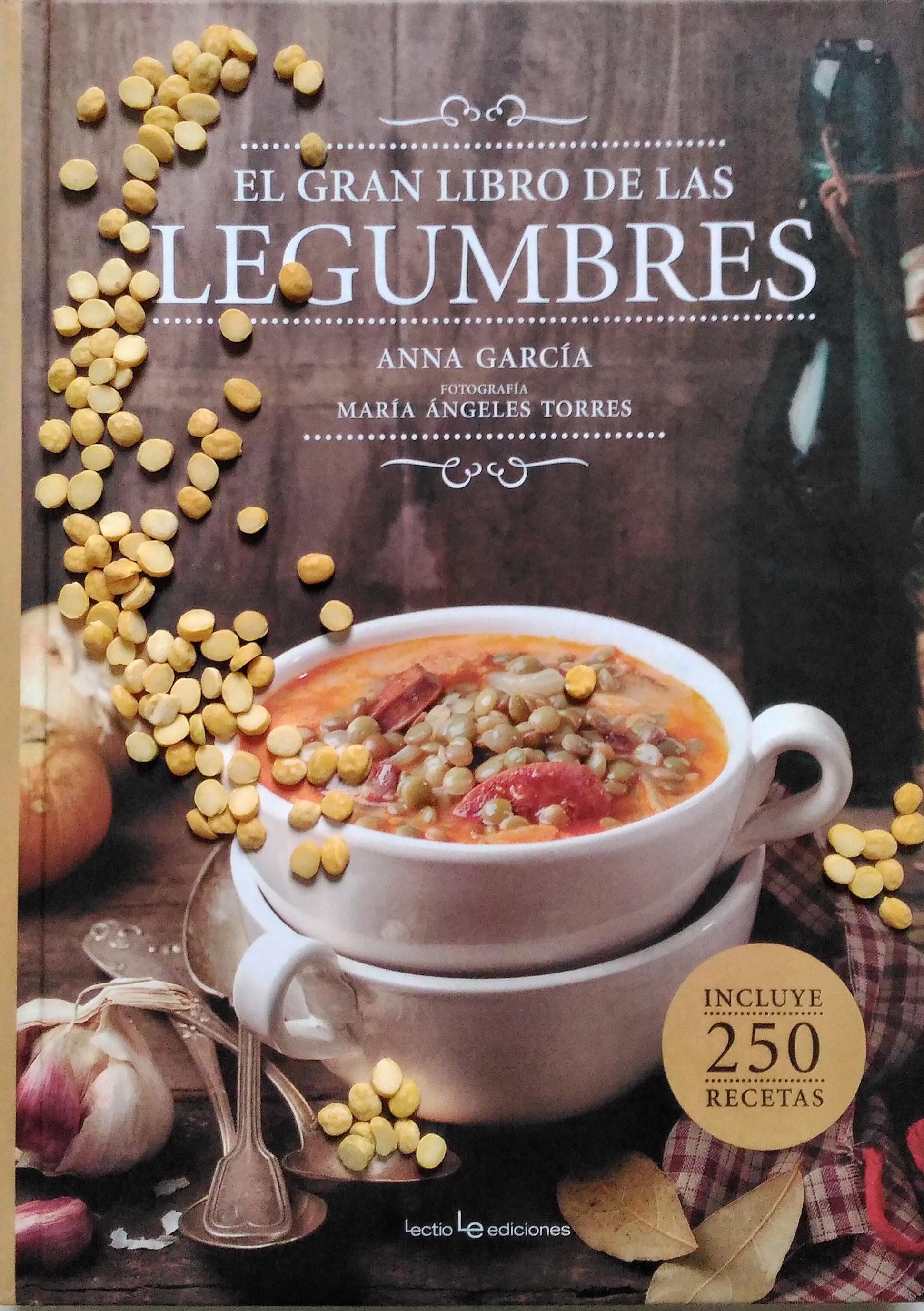 Libro legumbres portada