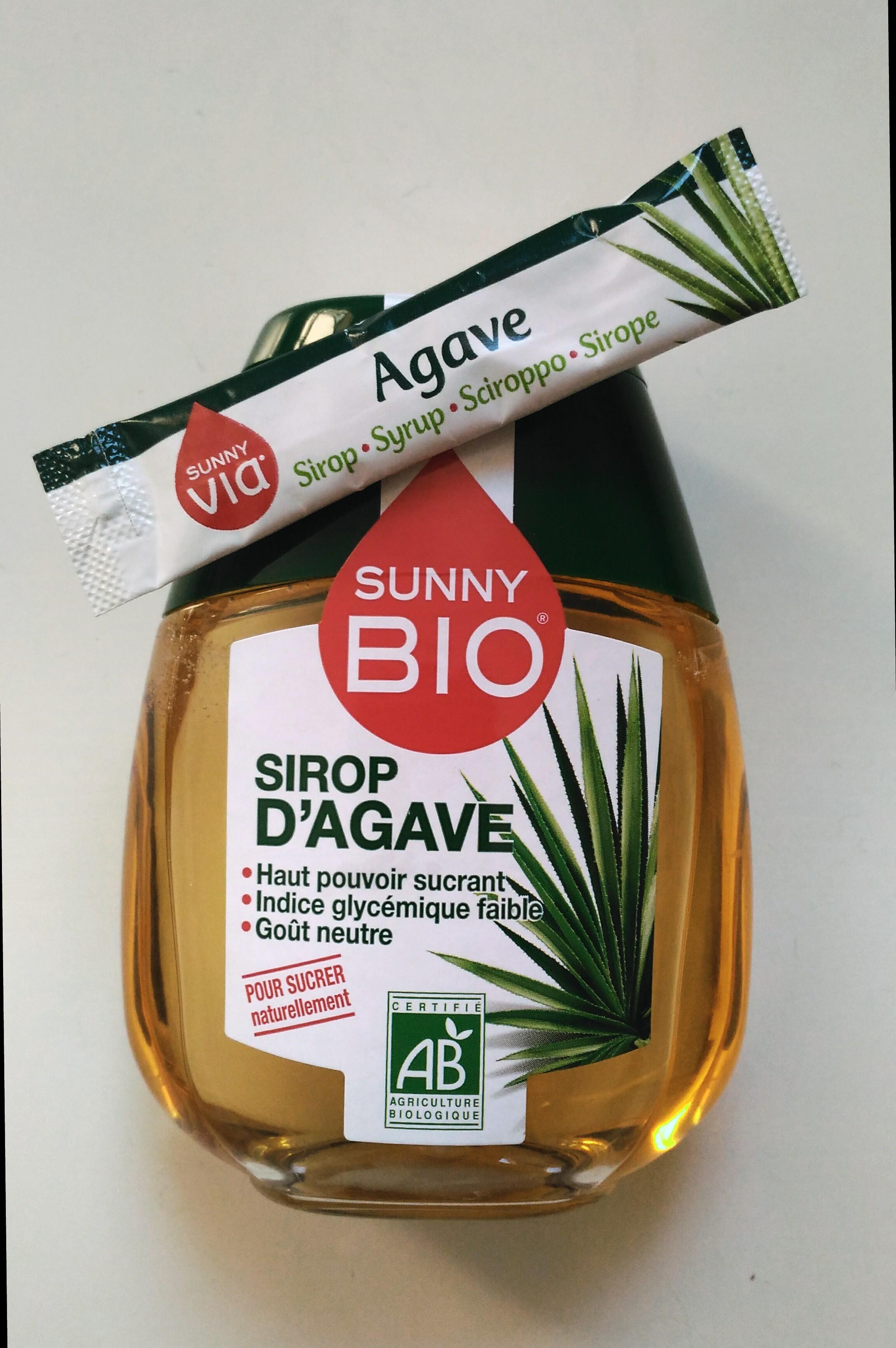 Sirope de Ágave Bio / Foto: Los Foodistas©