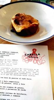 Restaurante Caballa Canalla / Los Foodistas©
