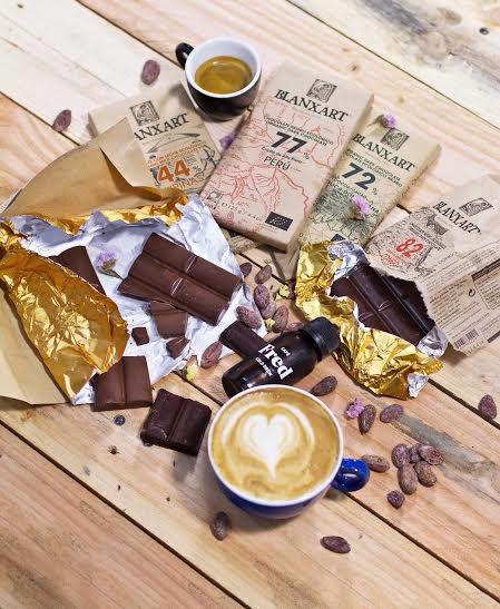 Taller de cata de chocolate y Café / Los Foodistas