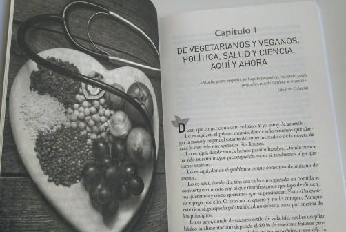 Reseña del libro Vegetarianos con Ciencia