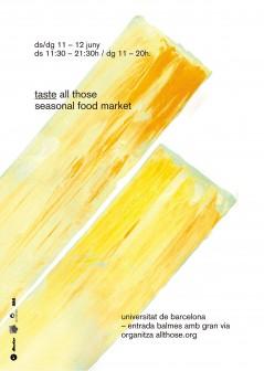 Segunda edición de All Those Market