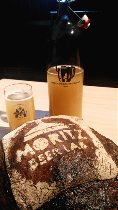 Moritz Blat, una cerveza que nace del pan / Los Foodistas©