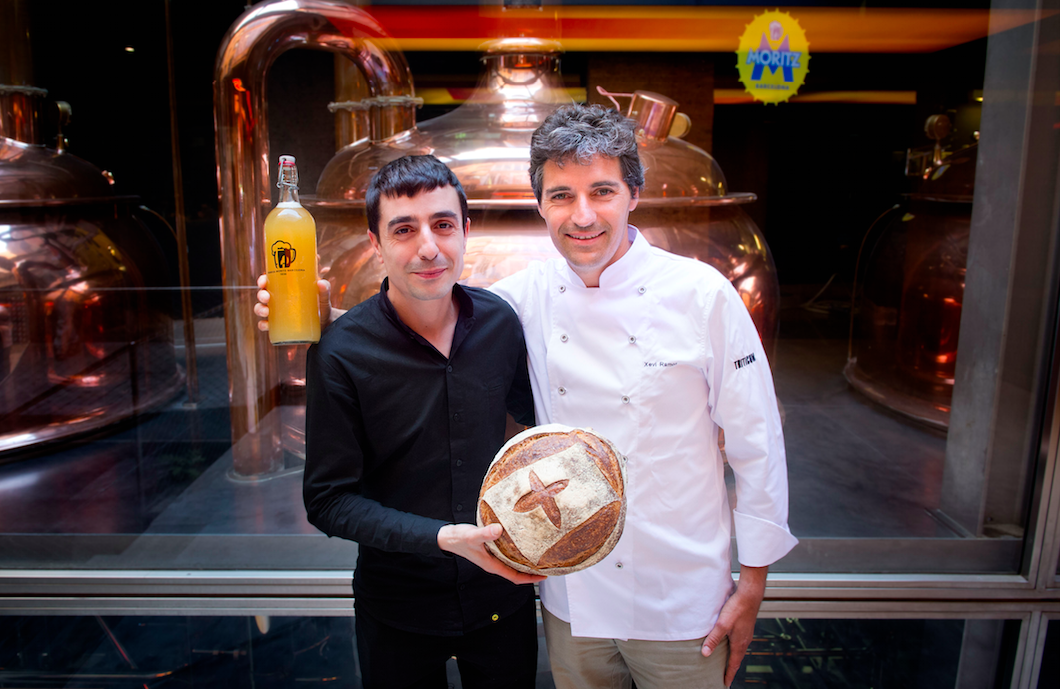 Alex Clemente y Xevi Ramon /Moritz
