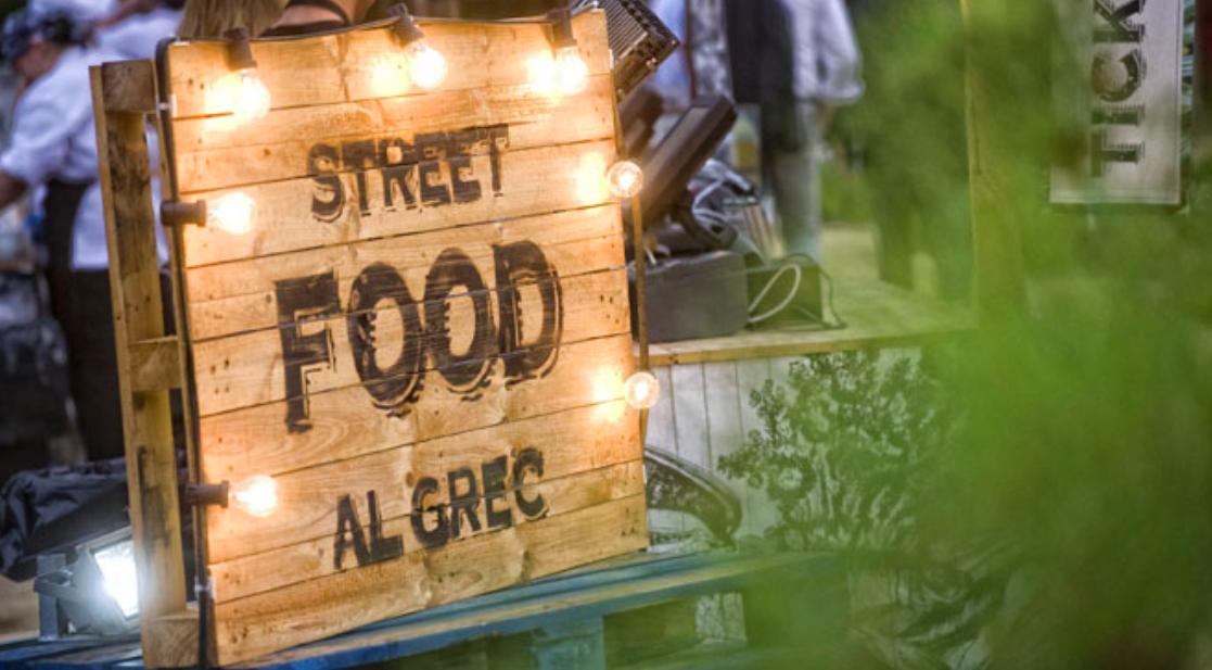 Street Food Grec