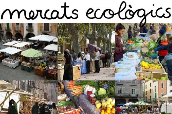 Mercado ecológico - Món Empordà