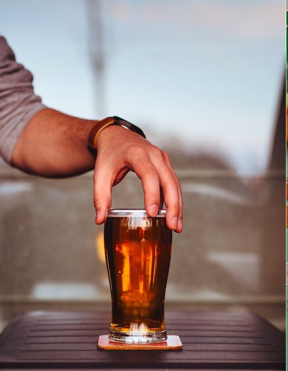 Taller de cerveza casera / Foto: Pavel Kadysz