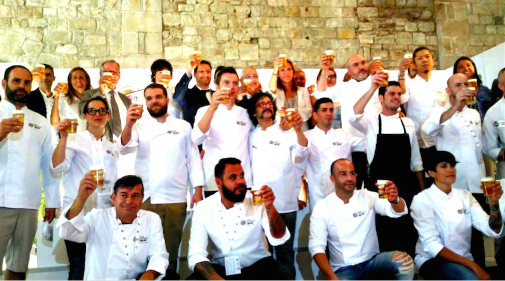 Lxs Cocinerxs participantes en el San Miguel Food Explorer / Los Foodistas©