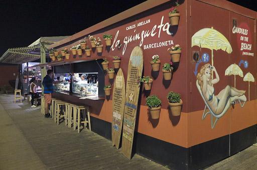 La Guingueta de la Barceloneta / Los Foodisttas©