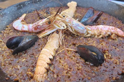 Los arroces de Xiroi /Foto Godo Chillida para Los Foodistas©