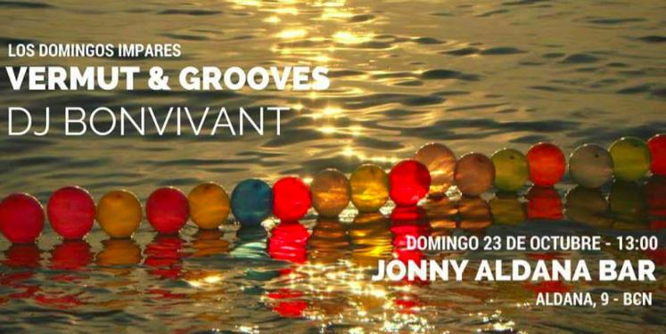 Vermut & Groove en el barrio de Sant Antoni