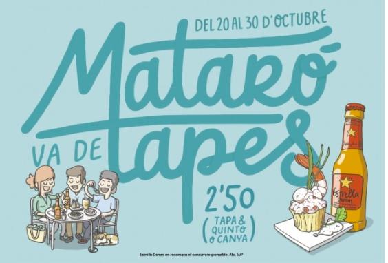 Mataró va de Tapas