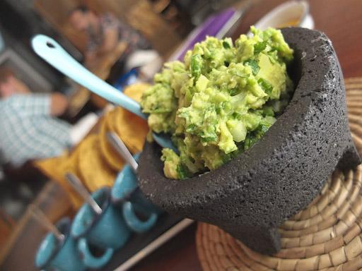 Restaurante Oaxaca, productos frescos con sabor mexicano / Foto: Godo Chillida para Los Foodistas©