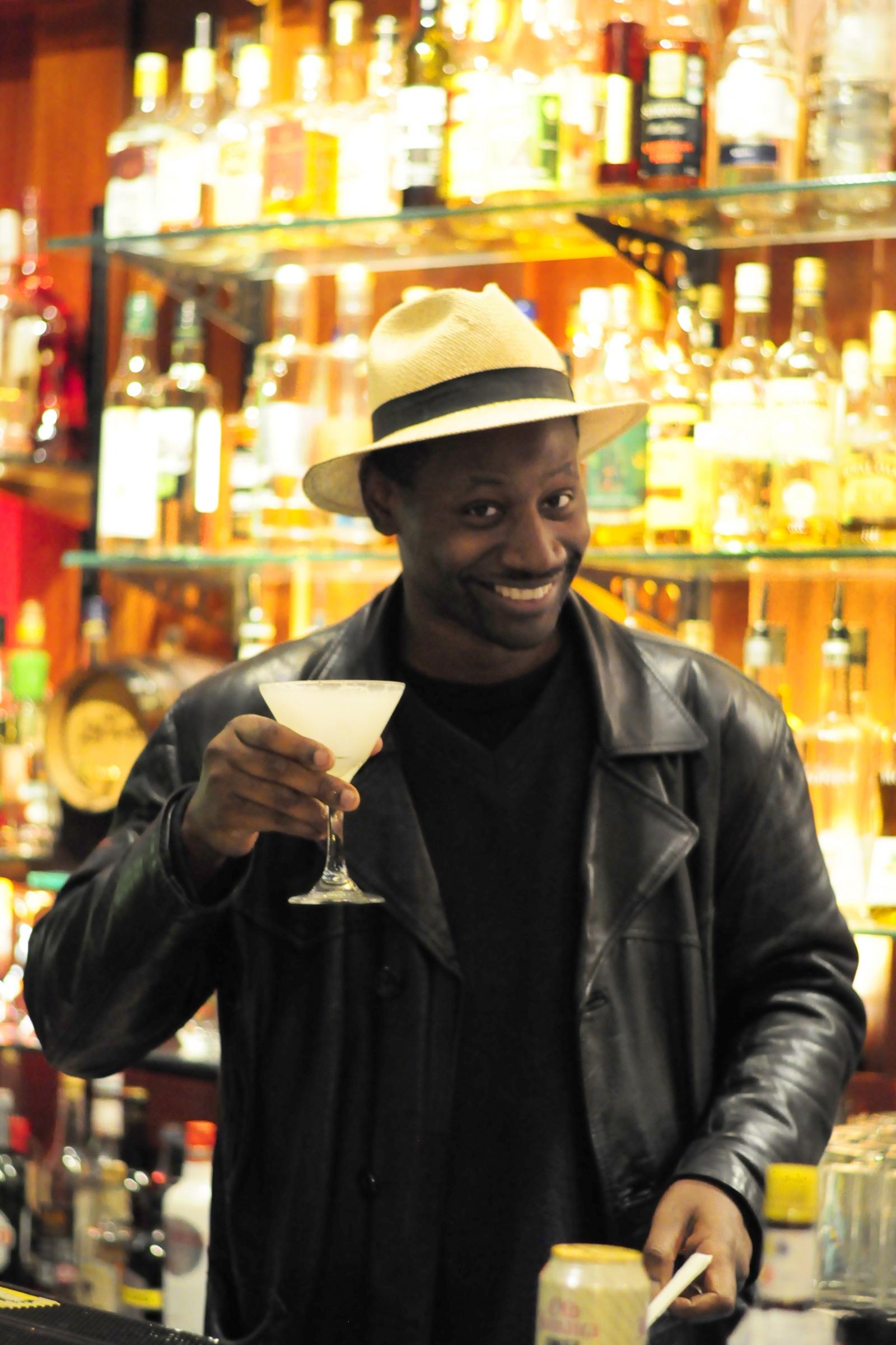 Ian Burrell, una de las estrellas del Rum Congress de Barcelona
