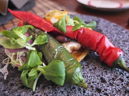 Taco de pescado del restaurante Oaxaca /Foto: Godo Chillida para Los Foodistas©