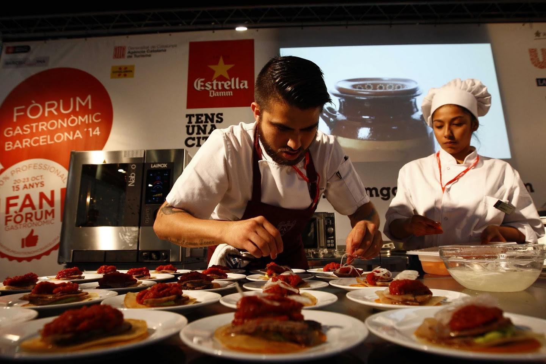 Más de 400 expositores formarán parte del Forum Gastronomic de Barcelona