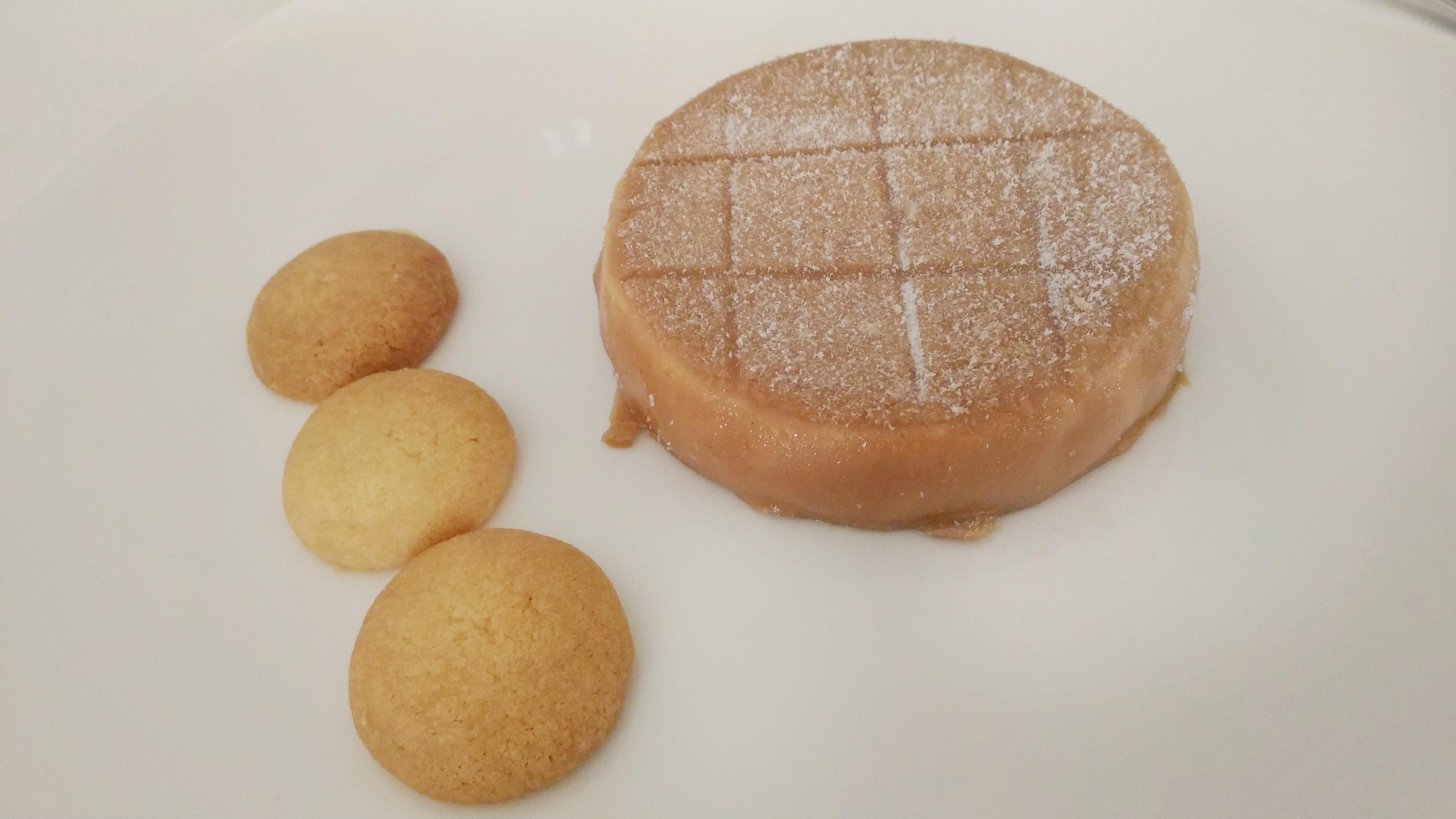 El Cheesecake del Tickets elaborado por Albert Adrià /Foto: Los Foodistas©