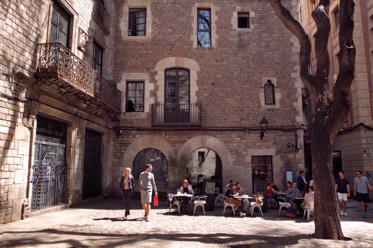 restaurante Barcelona centro