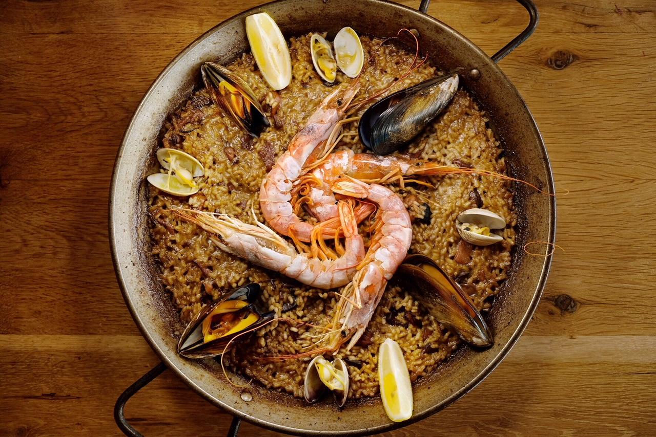 Restaurante Barcelona mar