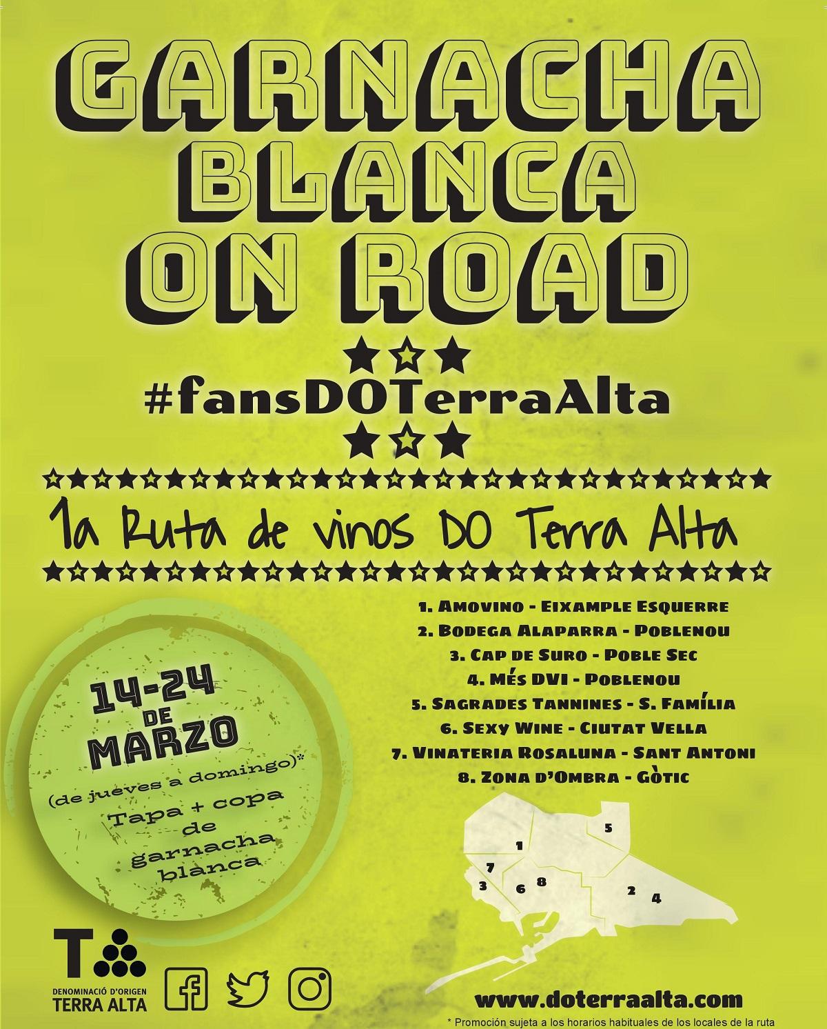 Agenda Foodista Barcelona