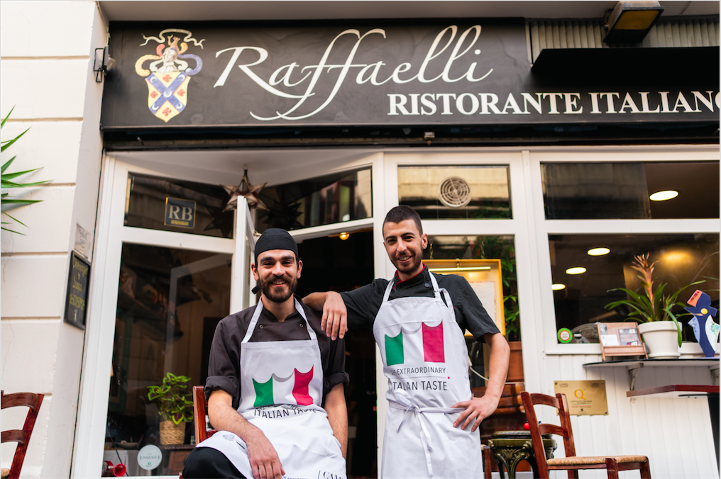 Raffaelli - Los Foodistas